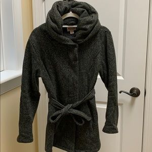 Mossimo Supply Co. Hooded Coat Size Medium